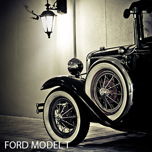 Ford Model T Blue Ocean Strategy Case Study