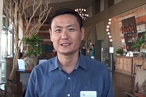 Charles Park, Key Leader of Blue Ocean Faith