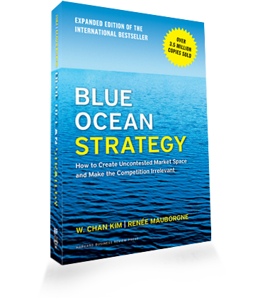 Blue Ocean Strategy. How to Create Uncontested Market Space and Make the Competition Irrelevant