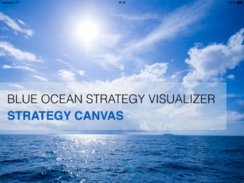 Strategy Canvas splash page
